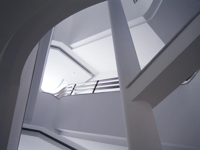 Captivating Art Deco Interior Design Treppenhaus Arch Lehmann 02