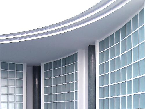 wand design artdecoarchitect. Black Bedroom Furniture Sets. Home Design Ideas